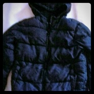 Boys size small winter coat from Old Navy